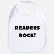 Readers ROCK Bib