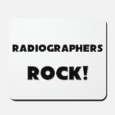 Radiographers ROCK Mousepad