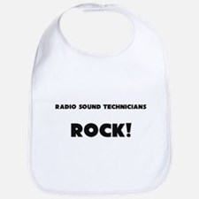 Radio Sound Technicians ROCK Bib