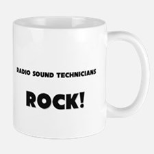 Radio Sound Technicians ROCK Mug