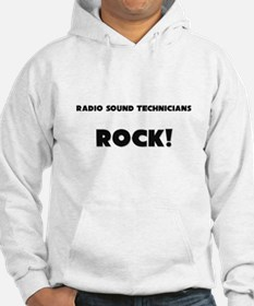 Radio Sound Technicians ROCK Hoodie