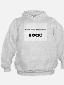 Radio Sound Technicians ROCK Hoodie
