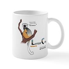 Lemurcon 2008 Mug
