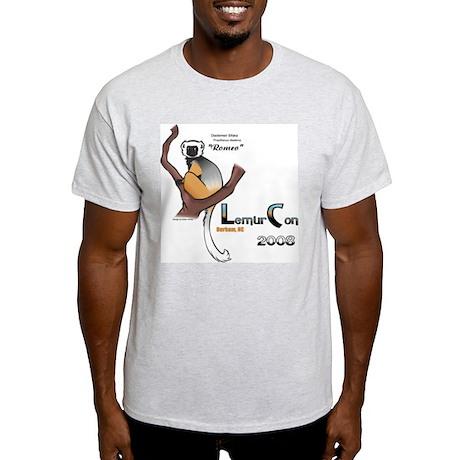 Lemurcon 2008 Light T-Shirt