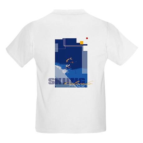 Ski Colorado Kids T-Shirt
