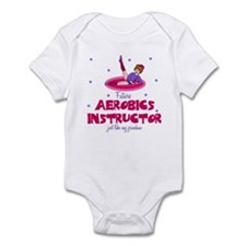 Future Aerobics Instructor Like Grandma Bodysuit