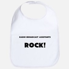 Radio Broadcast Assistants ROCK Bib