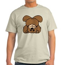 Upside Down Bear T-Shirt