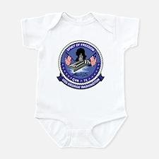 Cool John force Infant Bodysuit
