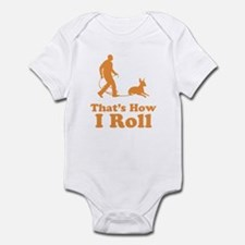Mexican Hairless Dog Infant Bodysuit