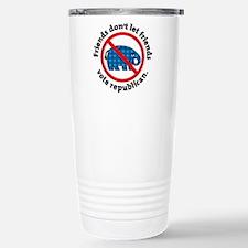 DON'T VOTE REPUBLICAN Travel Mug