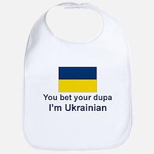 Ukrainian Dupa Bib
