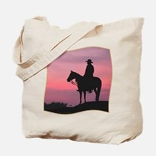Evening Ride - Tote Bag