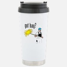 got hay Travel Mug
