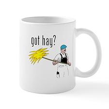 got hay Mug