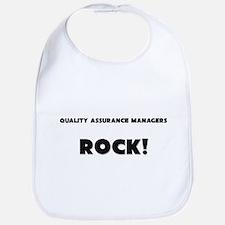 Quality Assurance Managers ROCK Bib