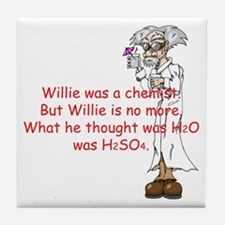 Willie Tile Coaster