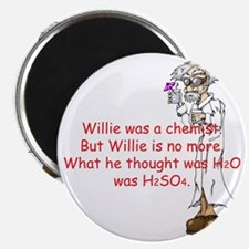 "Willie 2.25"" Magnet (10 pack)"