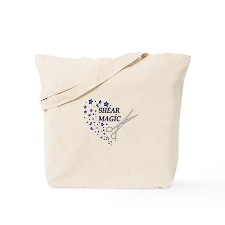 Shear Magic Tote Bag