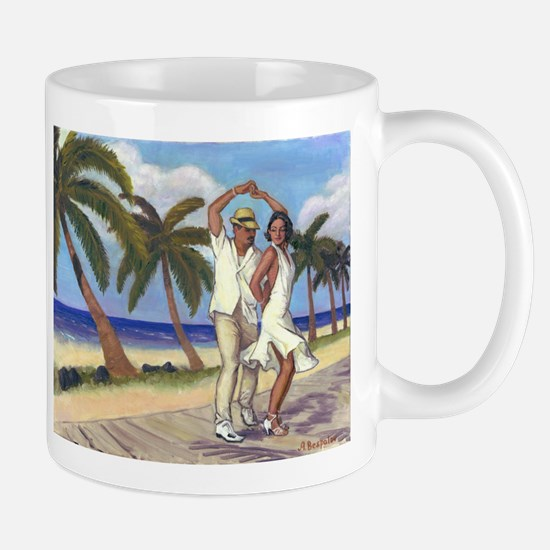 Unique Salsa dancer Mug
