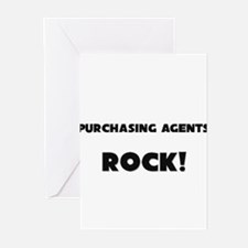 Purchasing Agents ROCK Greeting Cards (Pk of 10)