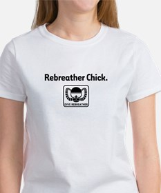 Rebreather Chick Tee