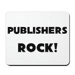 Publishers ROCK Mousepad