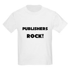 Publishers ROCK T-Shirt