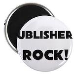 Publishers ROCK Magnet