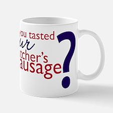 Your Butcher's Sausage Mug