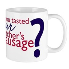 Your Butcher's Sausage Mug
