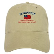 Good Looking Taiwanese Baseball Cap