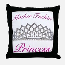 Unique Princess Throw Pillow