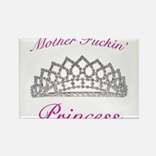 Cute Princess Rectangle Magnet (10 pack)