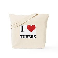 I Love Tubers Tote Bag