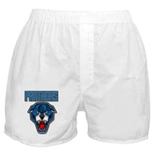 Panthers Logo @ eShirtLabs Boxer Shorts