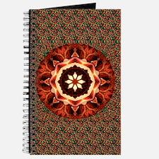 Kaleidoscope Rose Journal