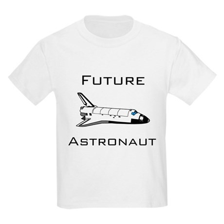 Future Astronaut Kids Light T-Shirt
