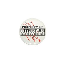 The Thing - Outpost #31 Mini Button