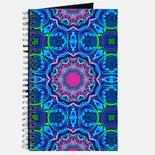 Cyberdelic Kaleidoscope Journal