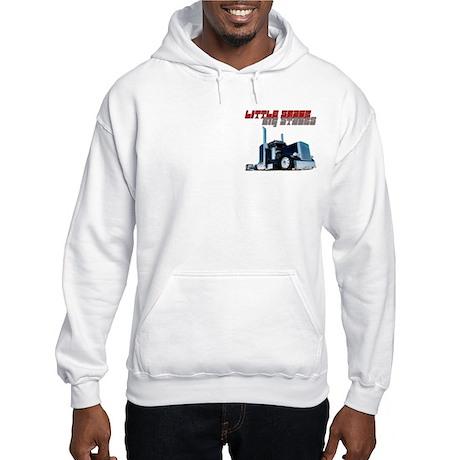 Little Shack Big Stacks Hooded Sweatshirt