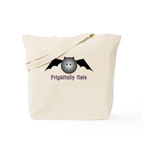 Cute Halloween Bat Tote Bag