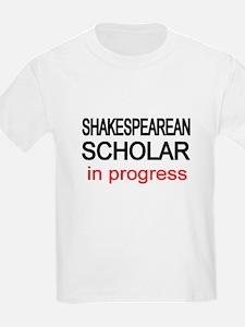 Shakespearean Scholar T-Shirt