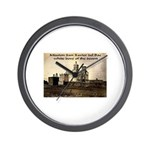 Mission San Xavier del Bac Wall Clock