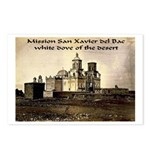 Mission San Xavier del Bac Postcards (Package of 8
