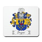 Dragoni Family Crest Mousepad