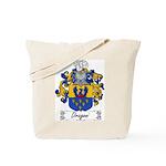 Dragoni Family Crest Tote Bag