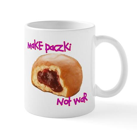 make paczki not war Mug