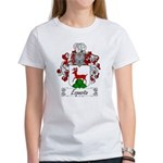 Esposito Family Crest Women's T-Shirt