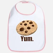 Yum. Cookie Bib